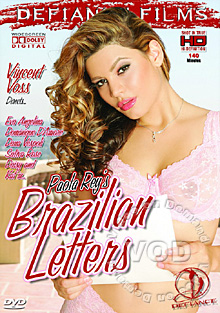 Brazilian Letters Box Cover