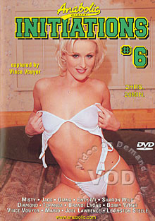 Initiations #6 Box Cover