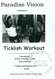 Ticklish Workout Box Cover
