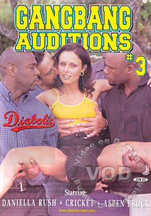 Gangbang Auditions #3
