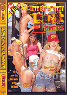 Itty Bitty Titty 1st Timers Box Cover