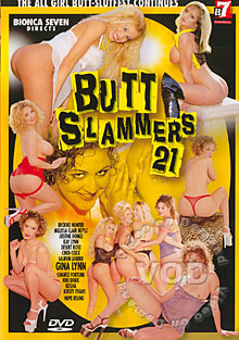 Butt Slammers 21 Box Cover