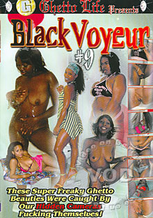 Black Voyeur #9 Box Cover