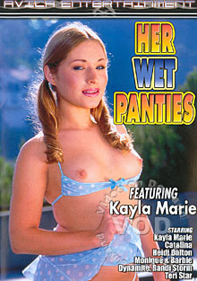 Her Wet Panties Box Cover