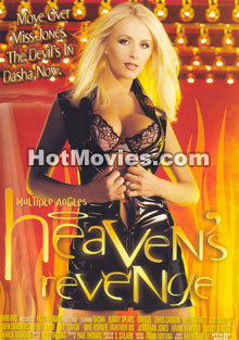 Heaven's Revenge Box Cover