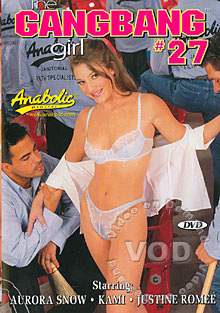 The Gangbang Girl #27 Box Cover