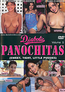 Panochitas Volume 5 Box Cover
