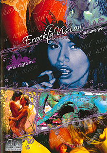 ErocktaVision Volume 5 - Girls' Night In Box Cover