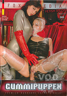 Gummipuppen Box Cover