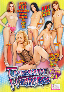 Transsexual Heartbreakers Volume 24