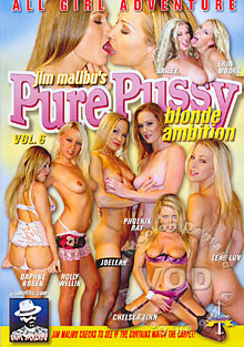 Pure Pussy Vol. 6 - Blonde Ambition Box Cover