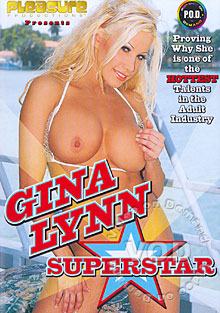 Gina Lynn Superstar Box Cover