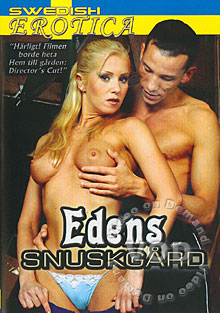 Edens Snuskgard Box Cover