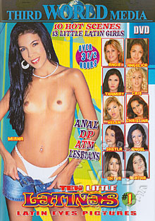 10 Little Latinas #1 Box Cover