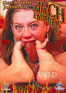 Arch Enemies 2 Box Cover