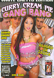 Curry Cream Pie Gang Bang Box Cover