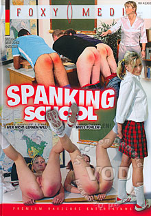 Spanking School Box Cover