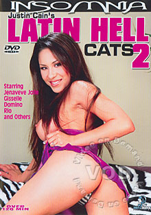 Latin Hell Cats 2 Box Cover
