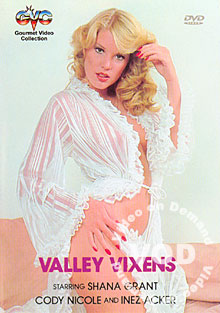 Valley Vixens Box Cover