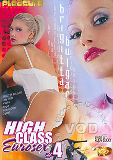 High Class Eurosex #4 Box Cover