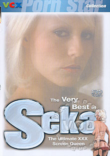 The Very Best Of Seka Box Cover