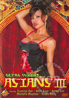 Ultra Vixens Asians III