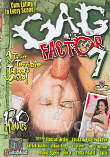 Gag Factor 7 Box Cover