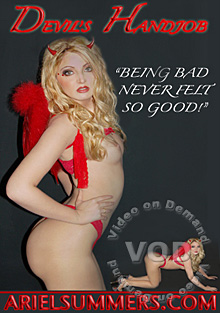 Devil's Handjob - Being Bad Never Felt So Good! Box Cover