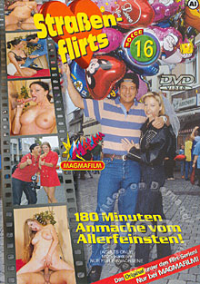 Strassenflirts 16 Box Cover