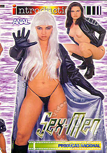 Sex-Men Box Cover