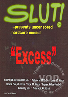 Excess Box Cover