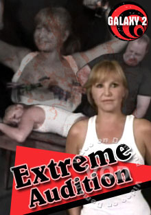 Extreme Audition Box Cover