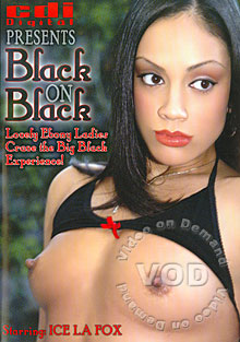 Black On Black black porn star taya