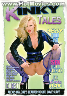 Kinky Tales Box Cover