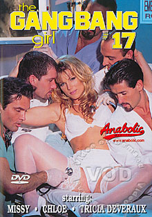The Gangbang Girl #17 Box Cover