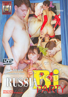 Russia Bi Party Box Cover