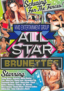 All Star Brunettes Box Cover