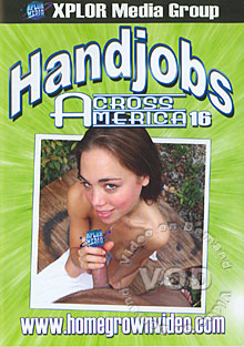 Handjobs Across America 16 Box Cover