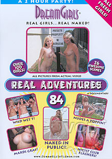 Real Adventures 84 Box Cover