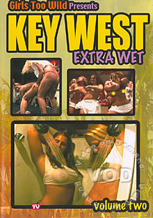 Key West Extra Wet Volume Two Box Cover