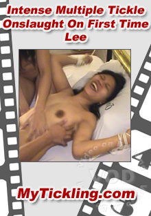 Intense Multiple Tickle Onslaught On First Time Lee Box Cover