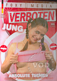 Verboten Jung Box Cover