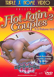 Hot Latin Couples 2 Box Cover