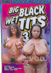 Big Black Wet Tits 3 Box Cover