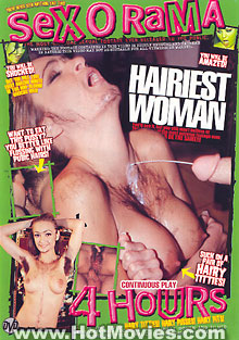 Hairiest Woman Box Cover
