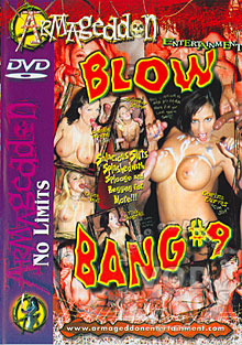 Blow Bang #9 Box Cover