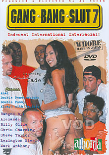 Gang Bang Slut 7 Box Cover