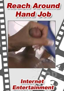 Reach Around Hand Job Box Cover