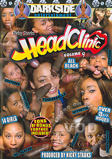 Head Clinic Volume 9 Box Cover