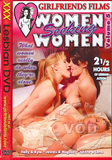 Women Seeking Women Volume 5 Box Cover